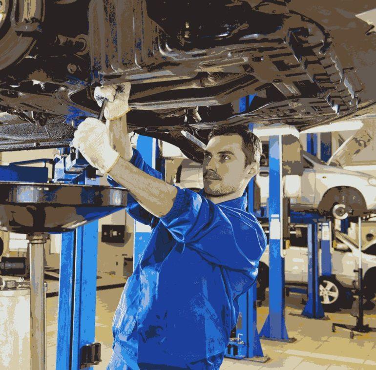 Smart Cars, Smarter Technicians
